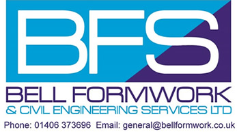 Bell Formwork and Civil Engineering Services Limited Logo